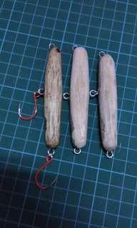 wood stik pencil lure