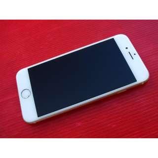 聯翔通訊 金色 Apple iPhone 6 64G 原廠過保固2015/9/29 IOS9.3.1 原廠盒裝
