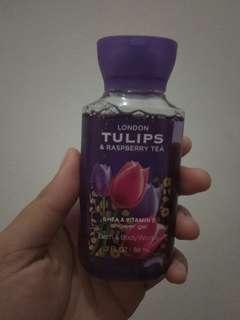 Bath and Body Works (Tulips Shower Gel)