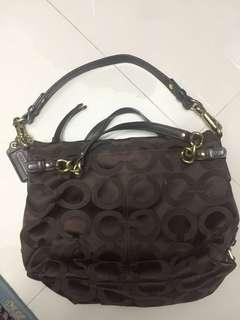 Coach Handbag Authentic