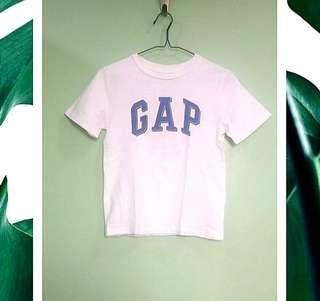 White Vintage Gap Top