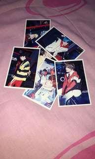 🚚 bts photocards