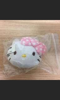 🚚 Kitty絨毛吊飾悠遊卡