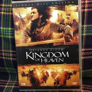 DVD Kingdom of Heaven