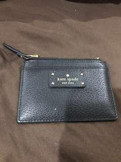 Kate Spade coin and card case