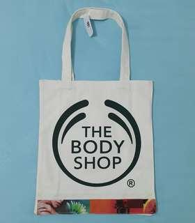 The Body Shop Gift (Tote Bag, Foldable Bag, Pouch & Clutch)