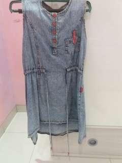 Dress anak (free ongkir jabodetabek)