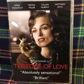 電影DVD The Edge of Love