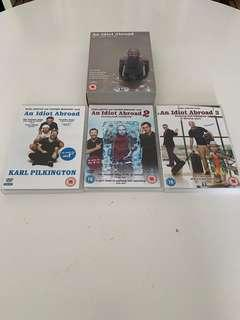 3-DVD Box Set - An Idiot Abroad- English