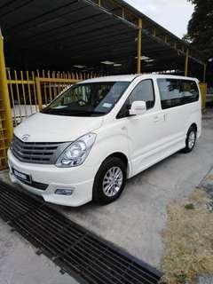 MPV Hyundai Starex