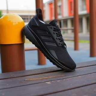 Adidas Duramo 9 All Black