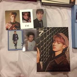 Wanna One Photocard Trade/Sell