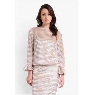 Zalia Fringe & Skirt