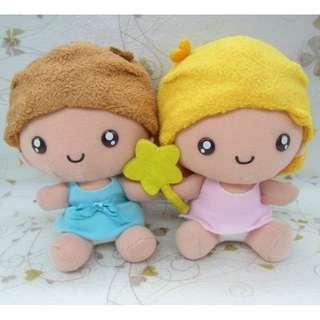 little twin stars公仔