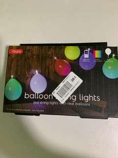 Loom LED string lights