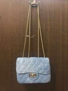 Parisian Convertible Chain Bag