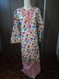 PRE-LOVED COTTON BAJU KURUNG