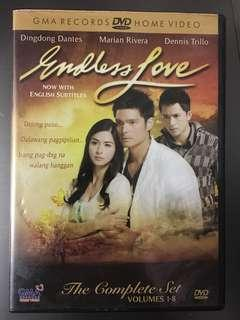 Endless Love Original DVDs
