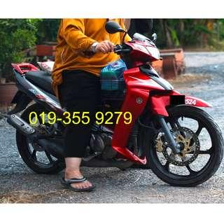 yamaha 125zr Tip top condition