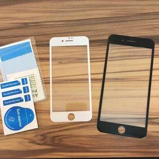 iPhone6/6plus/7/7Plus 手機保護貼 鋼化玻璃保護貼 全新 非滿版 滿版保護貼