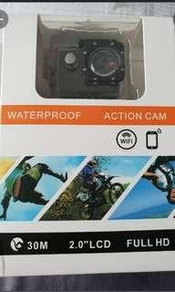 🚚 action cam 4k and wifi