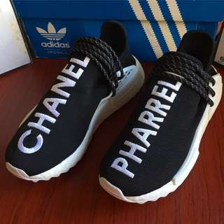 a7287f1e689f4 Adidas Pharrell Williams x CC HU NMD