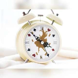 Clock 愛麗斯鬧鐘 時鐘