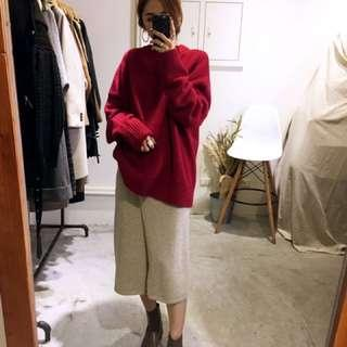 Dogoose 超保暖 羊毛厚毛衣 cover.com studiodoe 92pleats