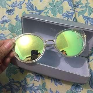 Sunglasses/kacamata green