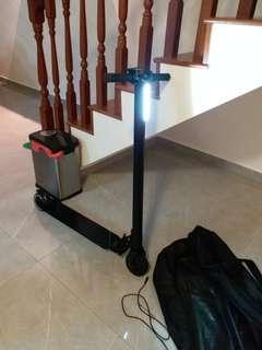 eScooter Light Weight ~7kg