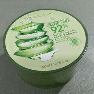 [WTS FAST] Nature Republic Aloe Vera Soothing Gel 300ml