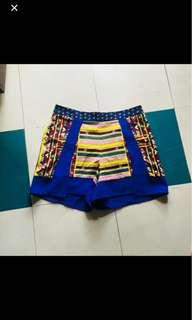 Hw korean shorts
