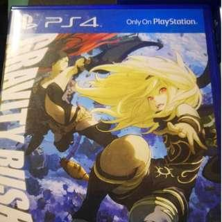 [USED] PS4 Used Games -  South Park:The Fractured But Whole and Gravity Rush 2