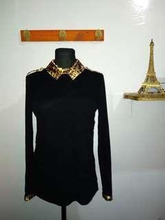 Black Stylish top