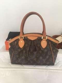 jual murah LV tivolli authentic mono PM