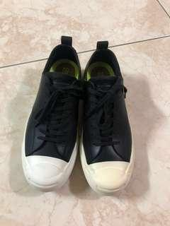 CONVERSE JACK PURCELL M-SERIES 開口笑鞋(黑白)