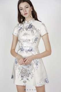 🚚 MDS Cleora Cheongsam Dress