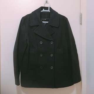 Polo Jeans Co. Wool Coat