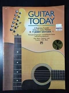 Guitar Today,  learn to play