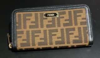 Fendi wallet Authentic