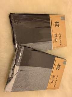 全新未開日本式枕頭套japanese style pillow cover brand new