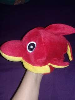 Topi bentuk ikan #CNY2019
