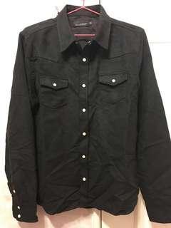 🚚 全新 男👉韓版襯衫/外套 2穿XL