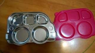 Innobaby兒童不銹鋼餐盤