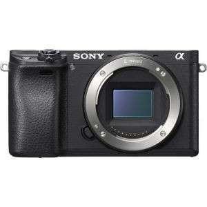 Sony Alpha A6000 Body Only + Sony FE 35mm F1.8 Bisa kredit tanpa CC