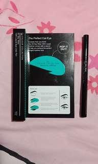 Liquid eye liner (the perfect cat eye) colour collection