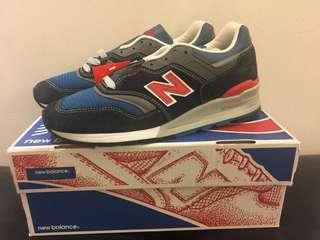 New balance M 997 NB Made in USA Size US8.5 美國制 全新