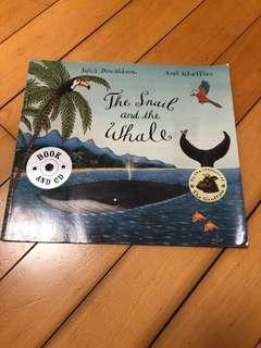 The Snail and the Whale with CD