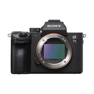 Sony Alpha a7 III Body Only Bisa kredit tanpa CC