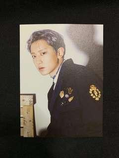 EXO Don't Mess Up My Tempo Chanyeol postcard